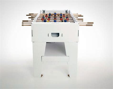 fold up foosball table this foosball table can fold up and set up in minutes