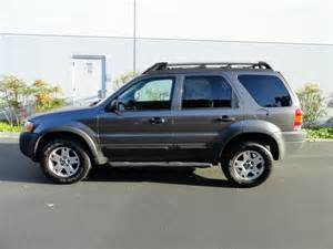 Ford Escape Xlt 2004 Ford Escape Pictures Cargurus