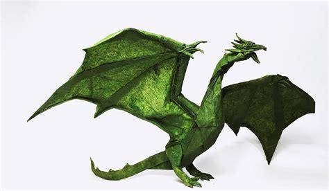 Origami Wyvern - 27 spectacular western style origami dragons
