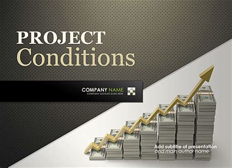 finance project powerpoint presentation template best