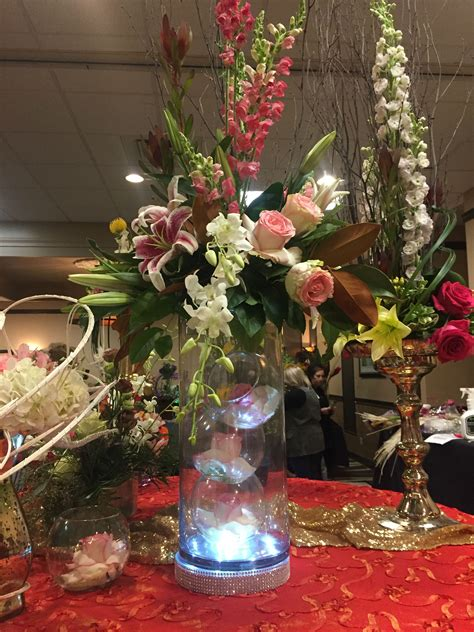 Wholesale Florist by Wholesale Florist At The Teleflora Event Wedding