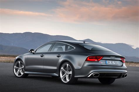 audi rs7 msrp audi rs7 prices specs and information car tavern
