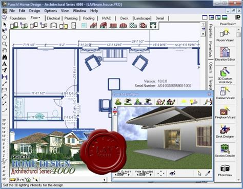 punch home design 4000 free download lavteam 187 страница 291