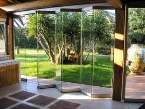 Accordian Glass Doors Contemporary Accordion Glass Door Design With Carpet Sunrooms Accordion