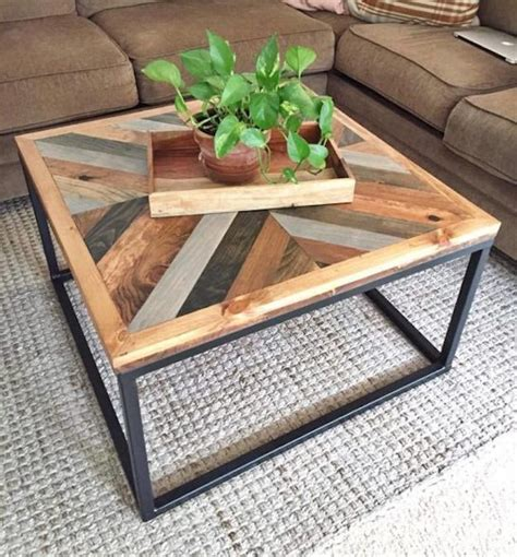 diy coffee table ideas for the budget conscious decorator