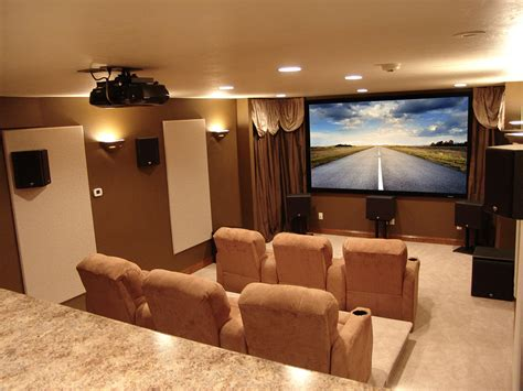 Small Dedicated Home Theater Dedicated Home Theater For A Crowd Suess Electronics