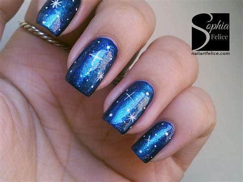 tutorial nail art micheligna tutorial nail art tecnica spugnato galaxy