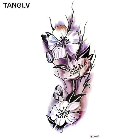 fiore di ciliegio tatuaggio get cheap tatuaggio fiore di ciliegio aliexpress