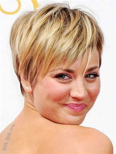15 best of short hairstyles for round faces with double chin 15 top short haircuts for round faces short hairstyles