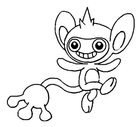 morning kids net coloring pages pokemon coloring pages pokemon aipom drawings pokemon