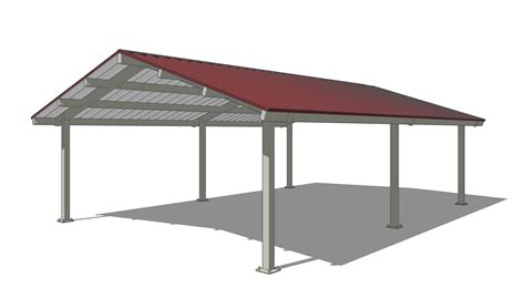 metal roof shade structure 29 with metal roof shade structure koukuujinja net