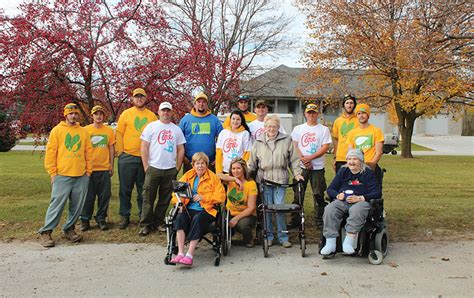 grounds guys volunteer at nursing home the creemore echo