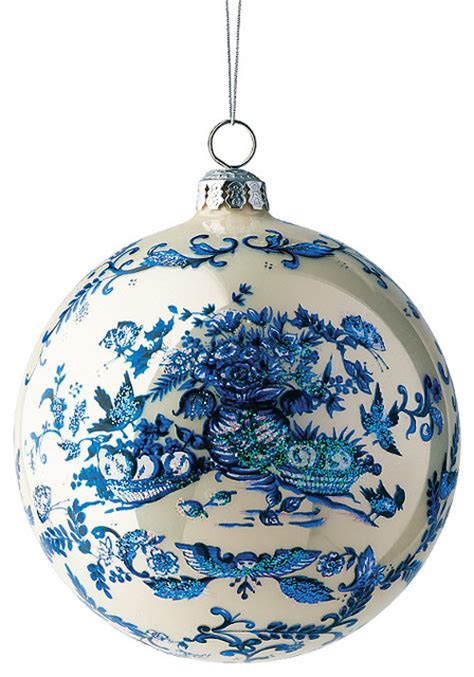 williamsburg hand painted 5 quot ornament traditional