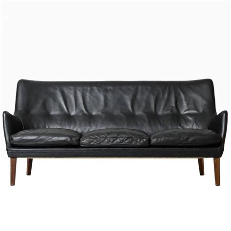 arne vodder sofa arne vodder sofa by ivan schlechter in denmark at 1stdibs