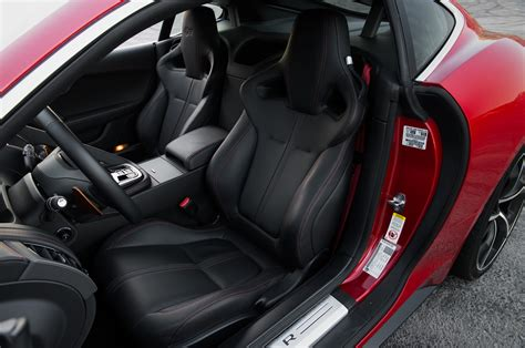 Jaguar F Type R Interior by 2015 Jaguar F Type R Coupe Interior Seat Photo 41