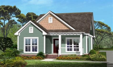 house plans for cottage style homes 4 bedroom craftsman