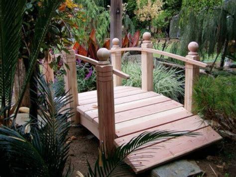Selber Bauen Mit Holz Im Garten 3754 by Teichbr 252 Cke Selber Bauen Tolle Bilder F 252 R Ihre