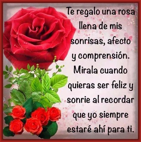 imagenes con frases de amor con flores ver imagenes de rosas con frases de amor para ti