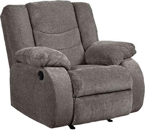 grey rocker recliner tulen gray rocker recliner 9860625 ashley