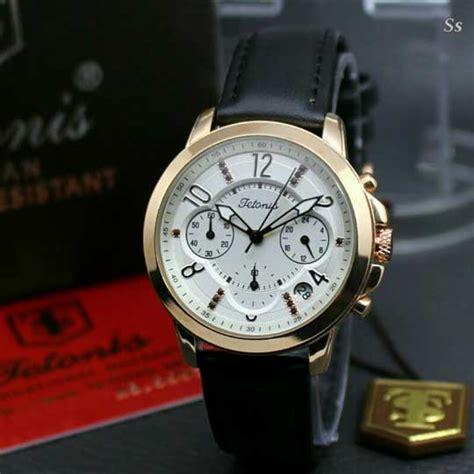 Harga Jam Tangan Merk Tetonis jam tangan tetonis t180rg chrono