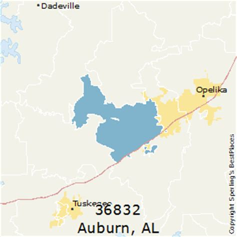 Best Places To Live In Auburn Zip 36832 Alabama