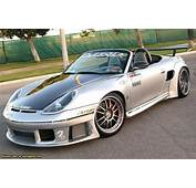 Porsche Boxster 986 Body Kit  Car Pinterest
