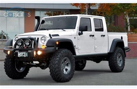jeep ute conversion the brute ute returns world news cars