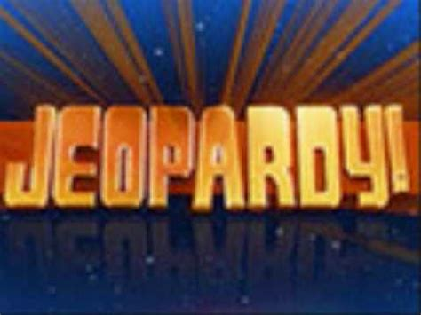 jeopardy theme music youtube 10 minutes of the jeopardy theme song sort of youtube