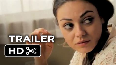 Mila Kunis Filme by Tar Official Trailer 1 2013 Mila Kunis Hd