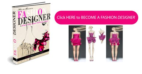 become a fashion designer for