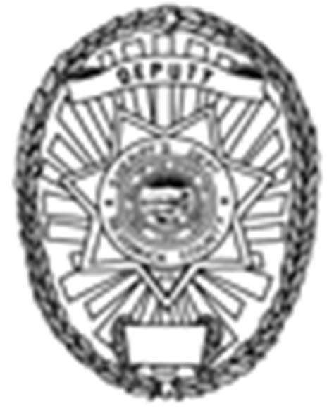 Sedgwick Warrant Search Sheriff Badge