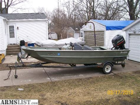 armslist for sale seaark 1872 boat motor trailer - Seaark Boats For Sale In Iowa