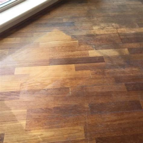 why some cleaning products make wood floors look dull and
