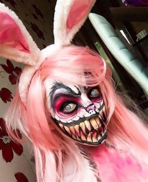 scary halloween face painting ideas  frighten