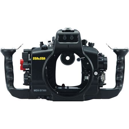 sea & sea mdx d7100 underwater housing for nikon d7100 and