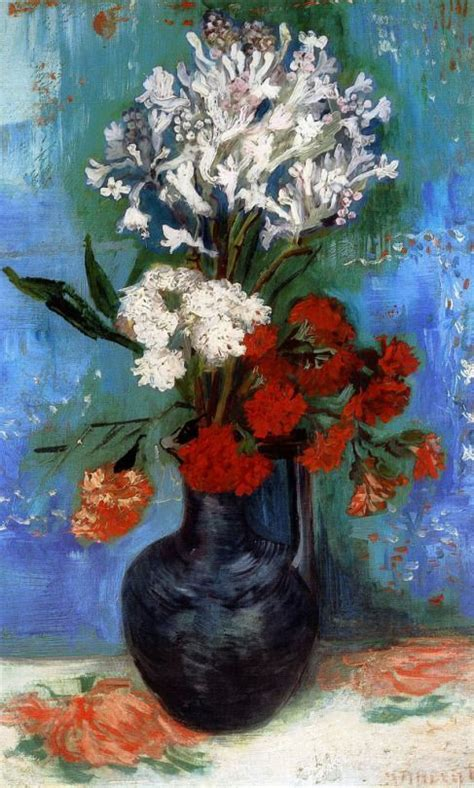 Gogh Vase With Flowers by 25 Best Ideas About Vincent Gogh On