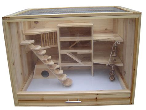 Custom Rabbit Hutch New Homes Are Winners For Small Animals At Global Pet Expo