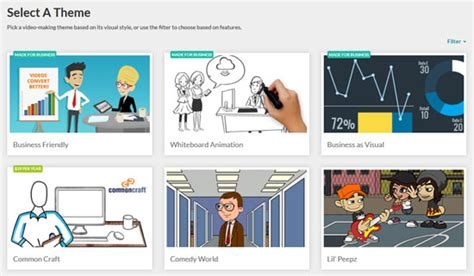 goanimate templates best animation templates pictures inspiration resume