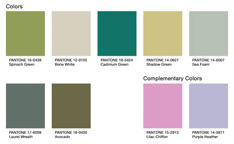 buy palette of nature color graphics engineering nature shades of green