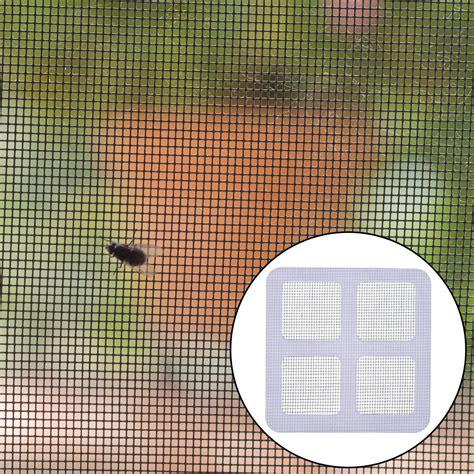 windows and doors repair window and door screen repair patches set of 6
