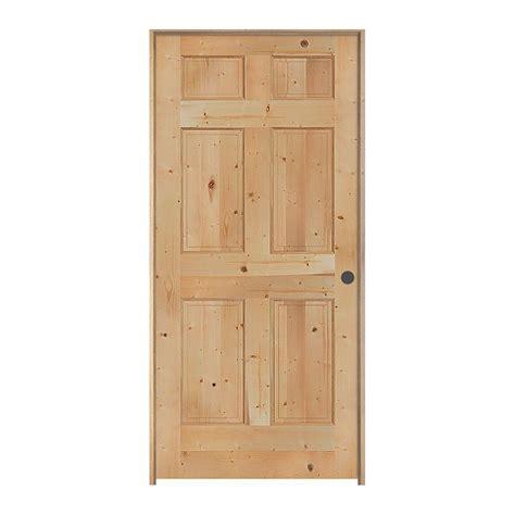 wood interior doors home depot 28 images jeld wen 28 jeld wen 28 in x 80 in woodgrain 6 panel unfinished