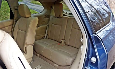 nissan murano 3 row seating does nissan pathfinder 3rd row seating brokeasshome