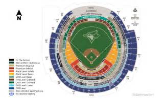 rogers centre floor plan rogers center seating chart rogers centre tickets rogers