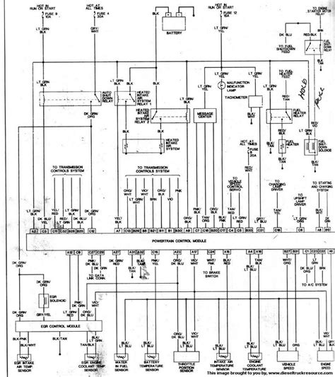 1996 dodge ram 1500 wiring diagram wiring for 1996 dodge