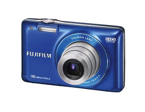 fuji compact fujifilm release new finepix compact cameras
