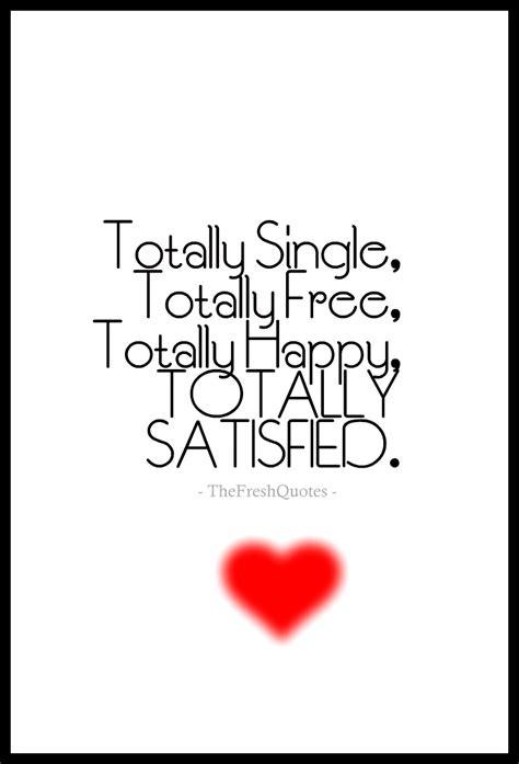 single happy quote quotesta