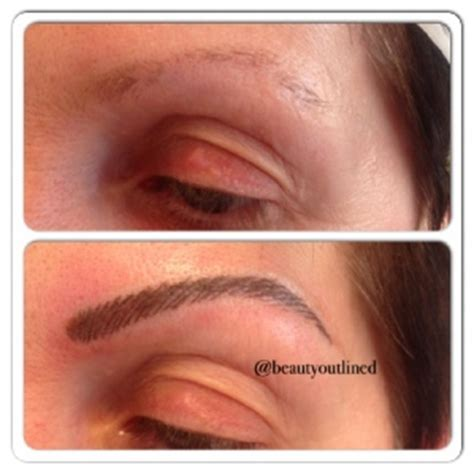 tattoo eyebrows north west eyebrow tattooing from semi permanent make up in north london