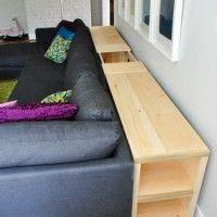 regal hinter sofa 25 best ideas about maison du canap 233 on salon