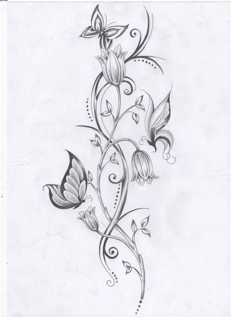 flower vine wrist tattoos 17 best ideas about flower vine tattoos on