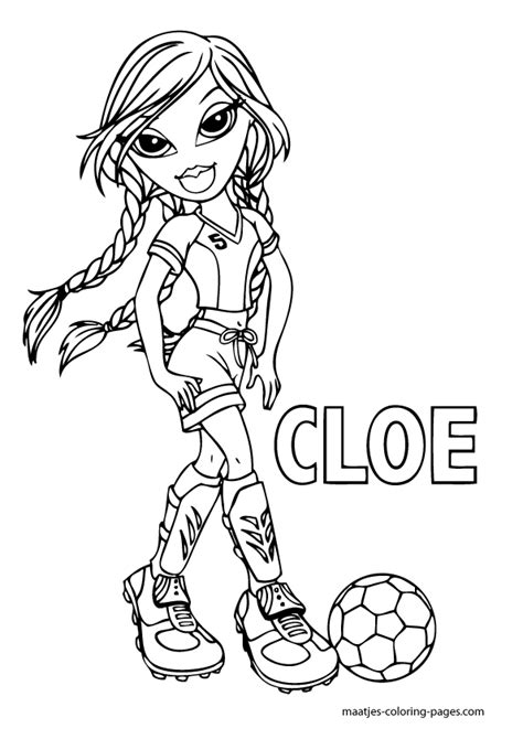 bratz kidz coloring pages coloring pages